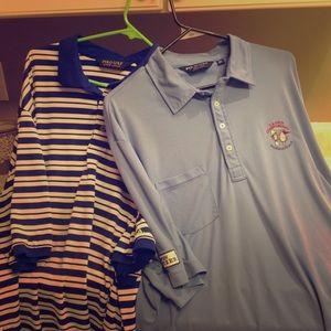 Ralph Lauren Select US Open Polo (pair) BOGO